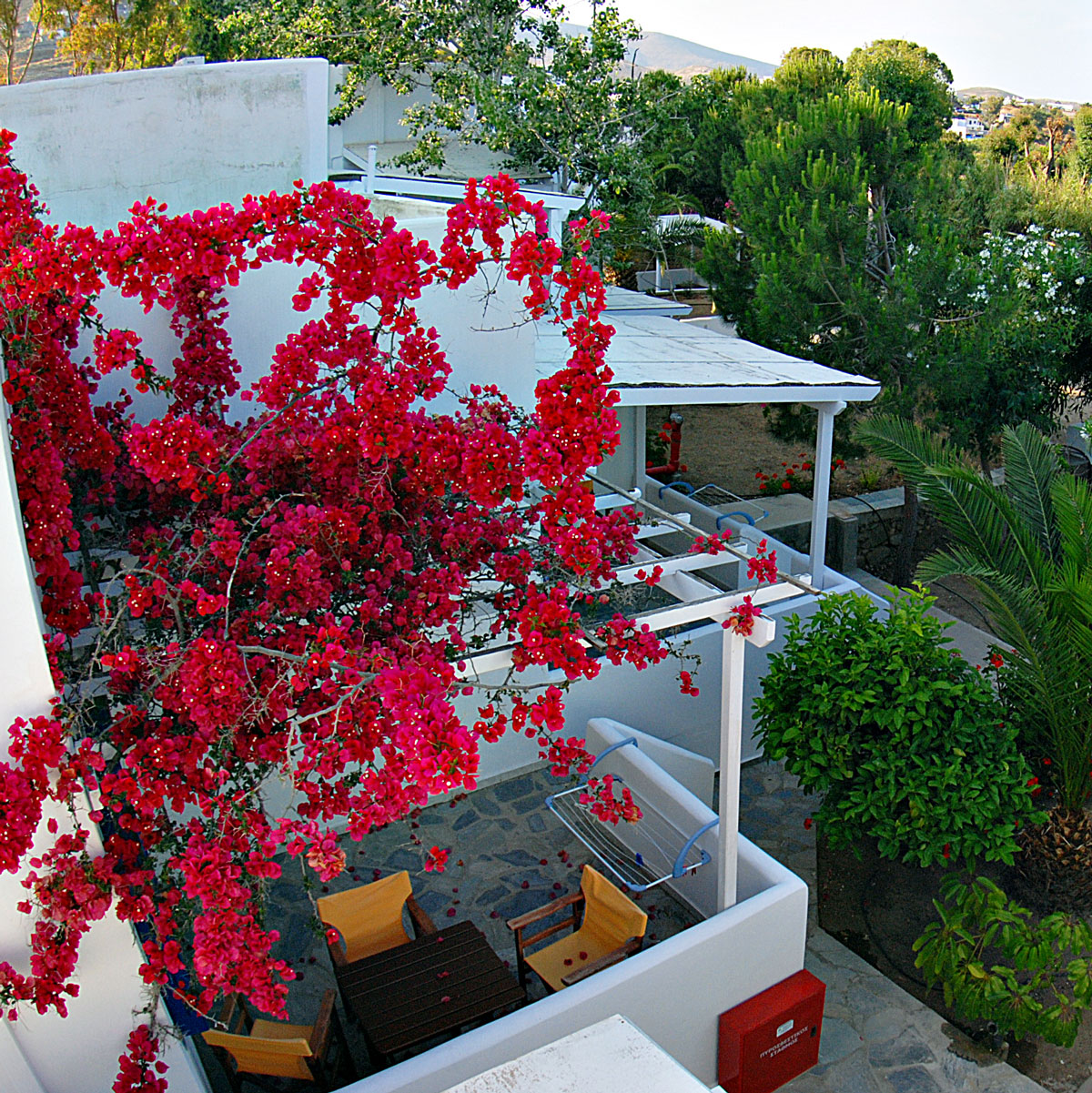 Serifos Accommodation 2-6 persons